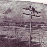 Stanley Barriteau of the 40th in Bingen - 1945