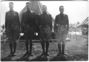 Early Days - ROTC